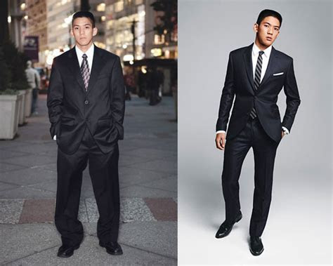 loose fitting suits   unforgivable suburban
