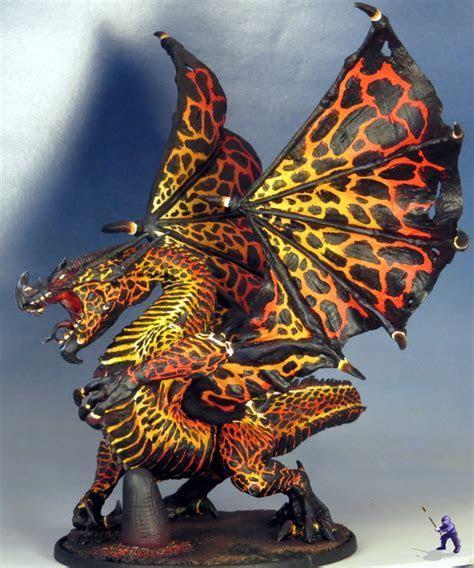 Magma Dragon ? Garden Ninja Studios