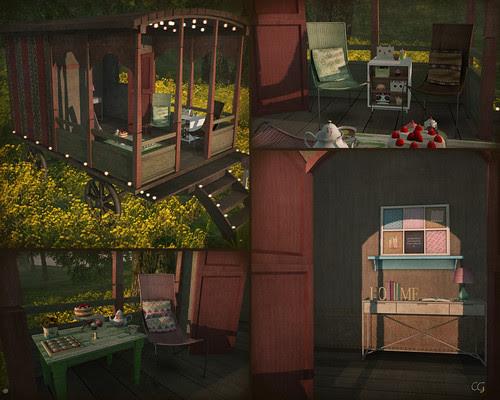 WhatNext+Lisp+Arcade Collage