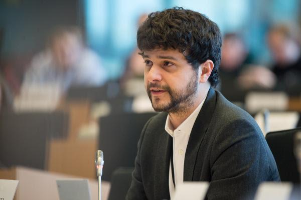 MEP Brando Benifei (S&D, IT), Parliament's rapporteur on the topic