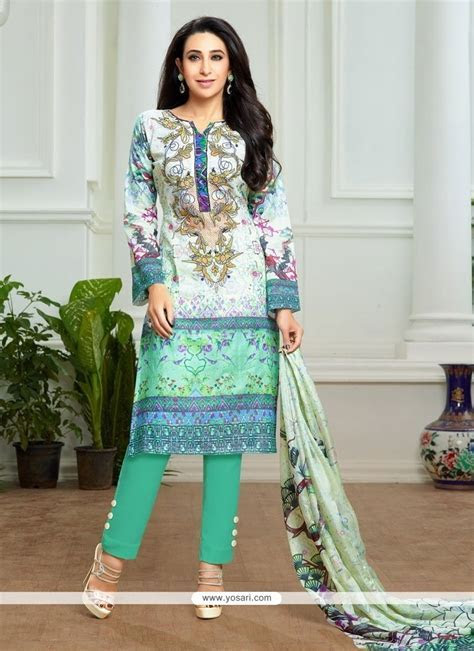 Shop online Karishma Kapoor Pashmina Designer Suit