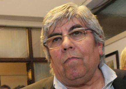 Moyano: La bronca es contra la Presidenta