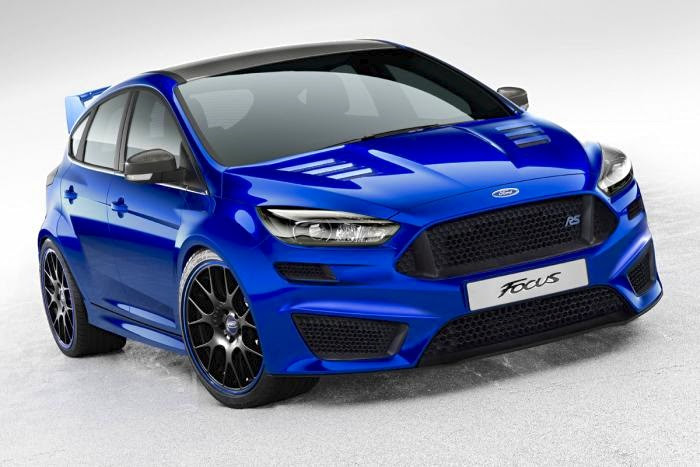 2018 Ford Focus Rs Specs Review