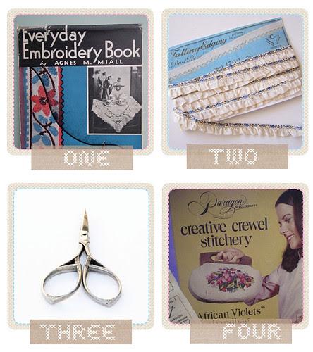 &Stitches - August Wish List