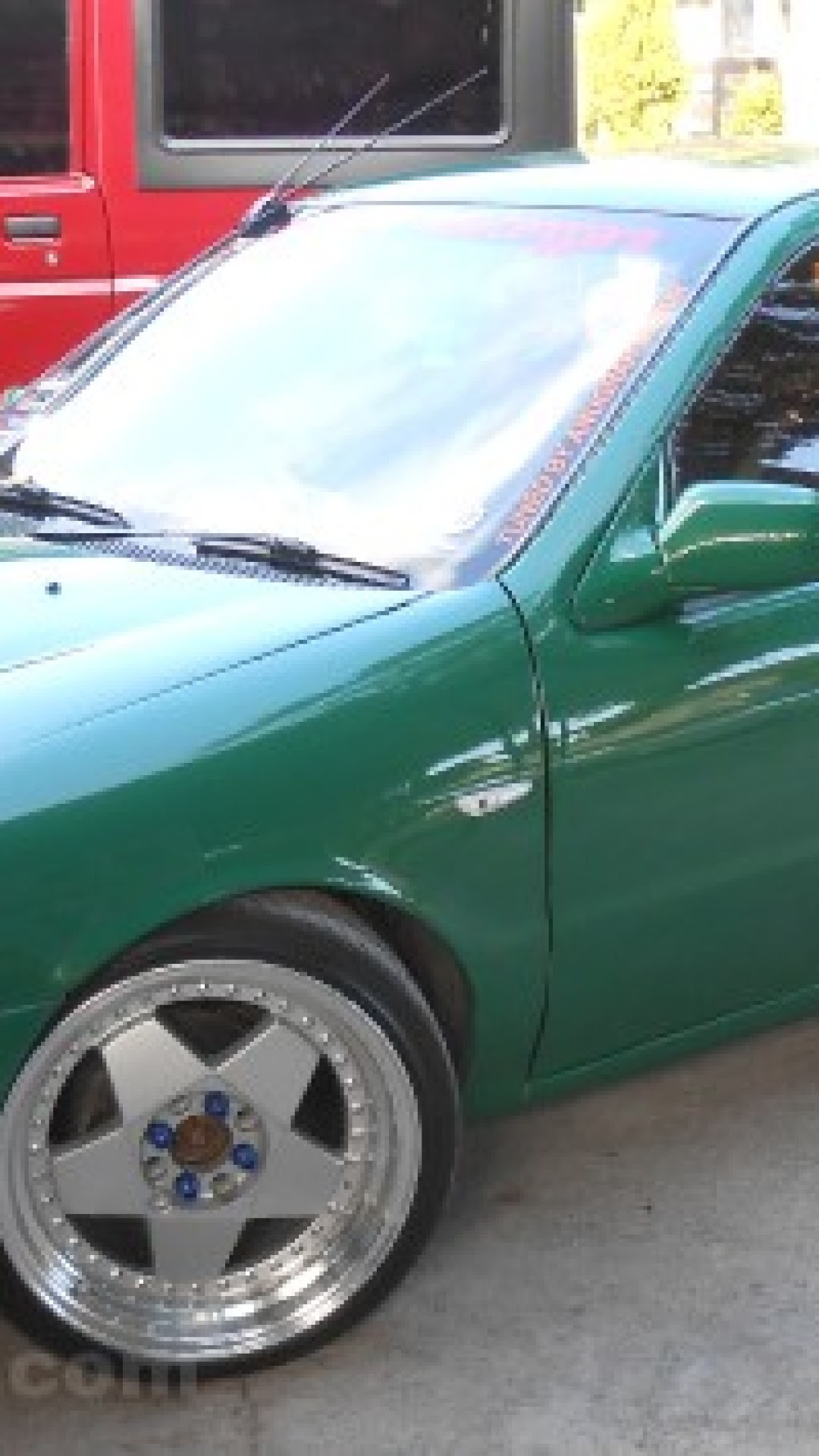 Kumpulan Modifikasi Mobil Sedan Warna Hijau Ragam Modifikasi
