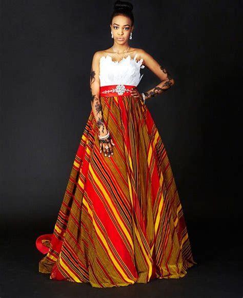 shukri hashi   dress collection   African Wedding Dresses