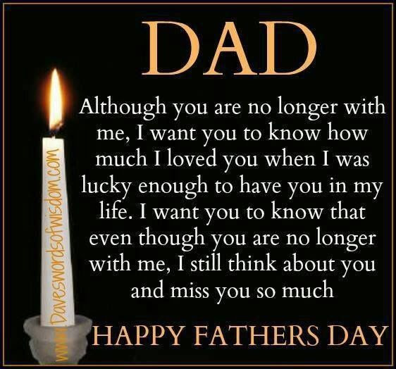 Dad I Miss You So Much Happy Fathers Day Pictures Photos And