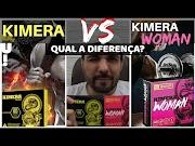 Diferença entre Kimera e Kimera Woman : Saiba tudo sobre esses dois termogênicos. Queima Barriga?