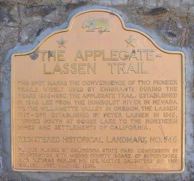 546 Applegate-Lassen Emigrant