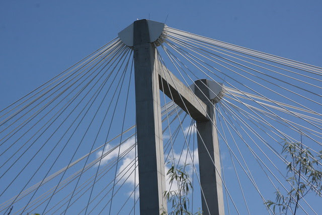 Cable Bridge, Tri-Cities WA
