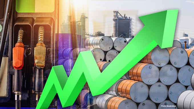 FOX BIZ NEWS: Inflation: Oil hits 2018 high in third week of gains