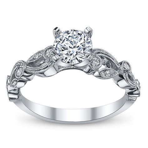Vintage Engagement Ring Styles   Jewelry Trends of Today