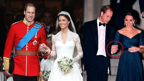 Why William Doesn?t Wear a Wedding Ring, But Kate