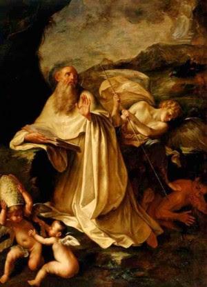 Resultado de imagen para san romualdo abad