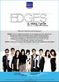 Edges: A Song Cycle (Blue Repertory)