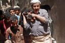 Saudi-led warplanes pound Yemen rebels after pipeline attack