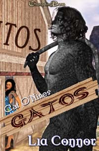 Gatos (Cat O'Nines Collection) by Lia  Connor