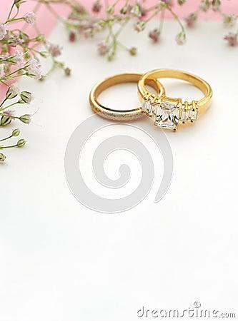 Wedding Invitation Stock Photo - Image: 44249640