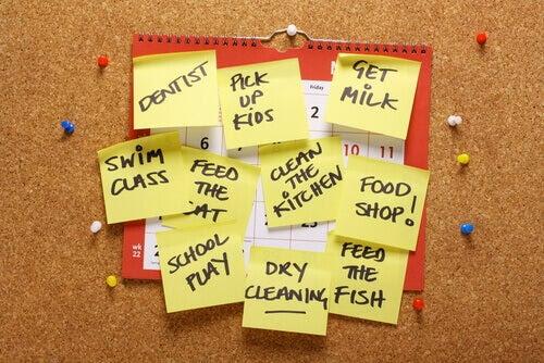 Tarefas e os benefícios de perder tempo