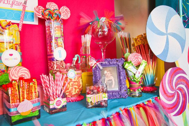 "Photo 22 of 332: SWEET SHOP YUMMILAND CANDYLAND / Birthday ""McKenna's Candyland"" 