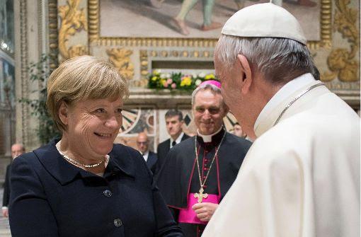 Papst Franziskus empfing die europäischen Staatschefs zur Audienz. Foto: LOsservatore Romano
