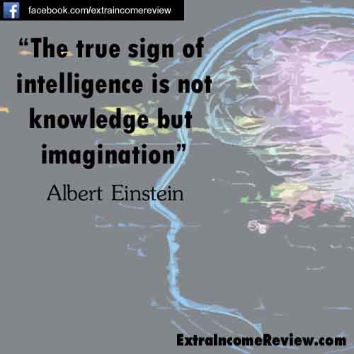 Quote The True Sign Of Intelligence Extra Review Blog