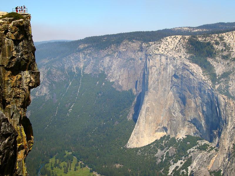 IMG_4343 Taft Point, Yosemite National Park