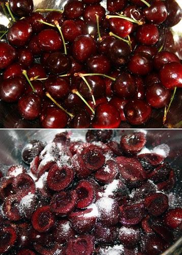 Drunken cherries