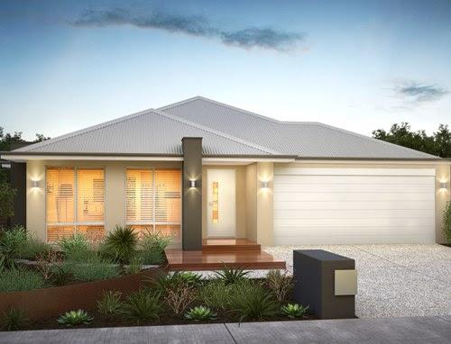 Model Rumah Minimalis Modern Satu Lantai Type 36 Dan 70 Rumahminimalis Com
