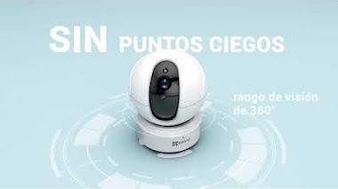 EZVIZ Cámara IP WIFI Smart