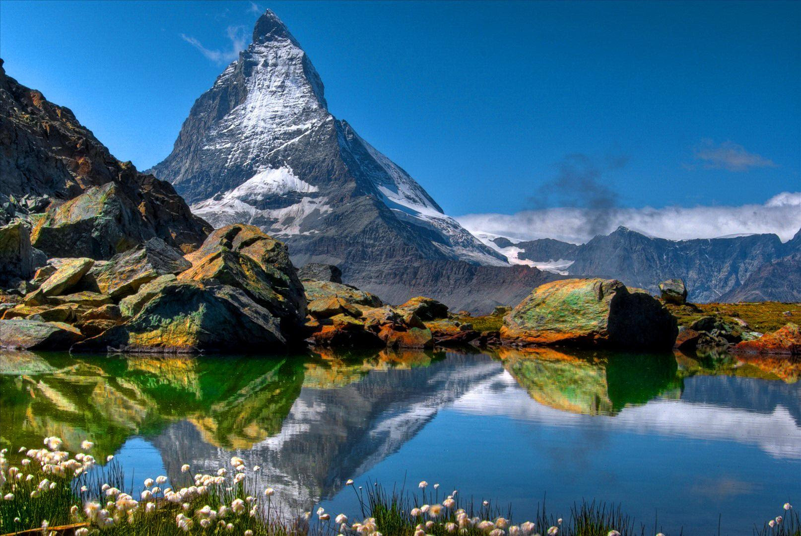Matterhorn HD Wallpaper  WallpaperSafari