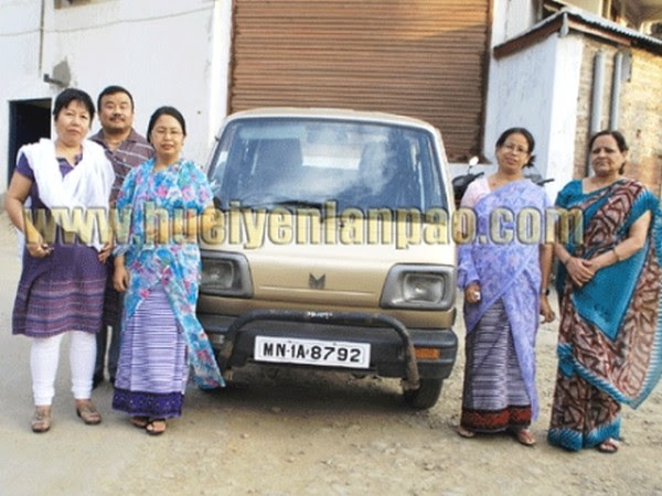 Dealing with traffic congestion, AIR Imphal shows the way