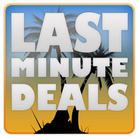 Last Minute Cheap Flights & Holidays, Airline Tickets