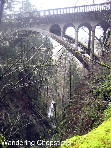 7 Shepperd's Dell Falls (Winter) - Columbia River Gorge - Oregon 4