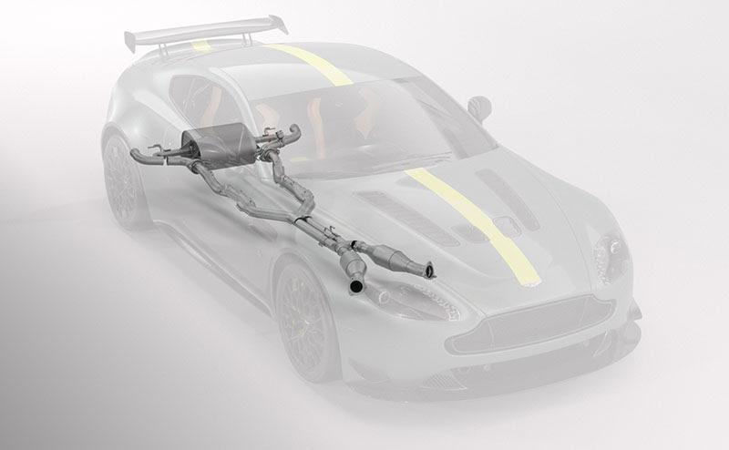 Amr Titanium Exhaust