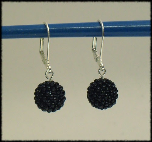 Beading Daily Earrings Every Day Challenge: Day 28