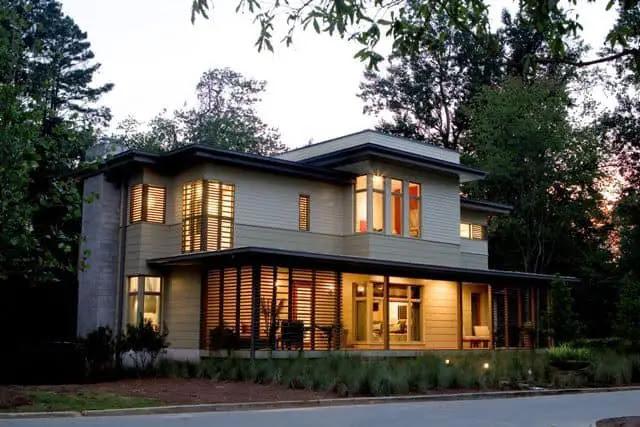 Modern Small Prefab House - Home Design Themes