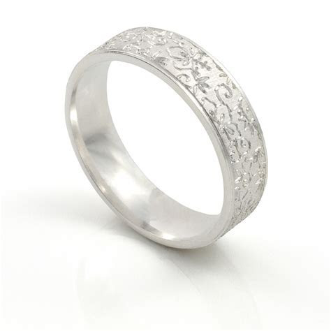 Patterned, Ladies' Ring IDB162 ? I Do Wedding Rings