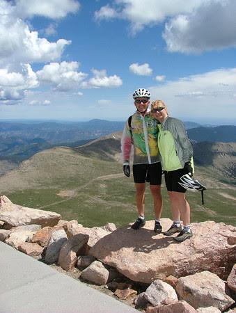 Mount Evans Summit Love