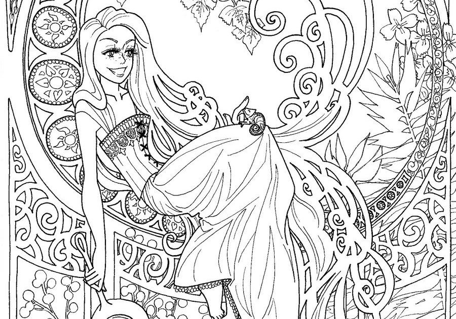 Disney Coloring Pages Pdf | Super Duper Coloring