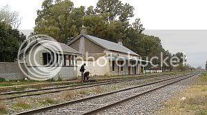 Granadero Baigorria train station
