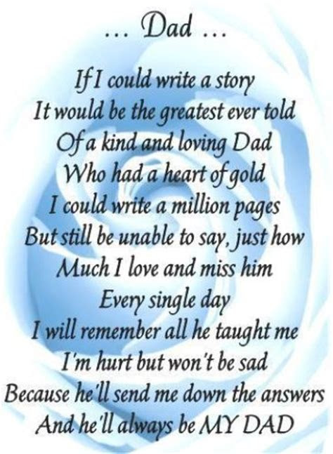 Happy Father's Day Poems from Daughter, Son {2016}* Funny