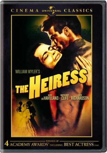 The Heiress movie poster