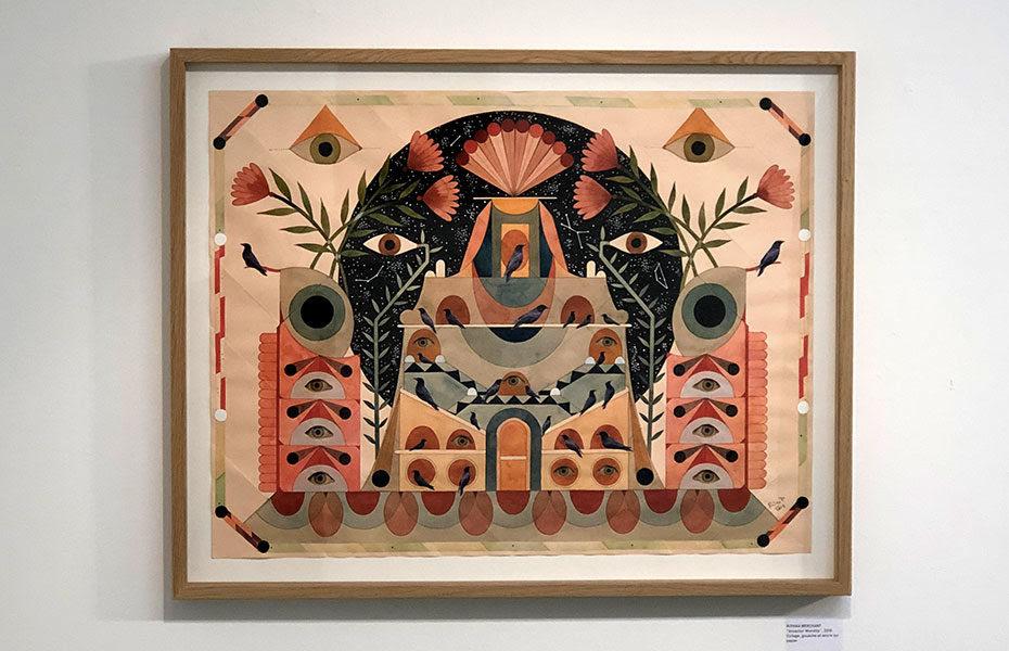 Rithika Merchant Galerie Lj Paris
