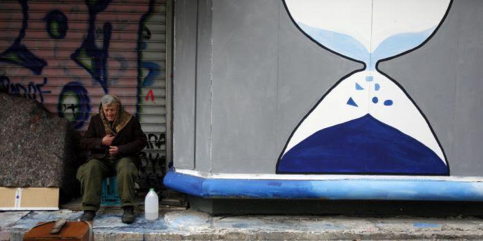 Il mio grasso grosso funerale greco. Sono stufo di vedere il mio paese e la mia gente disintegrarsi
