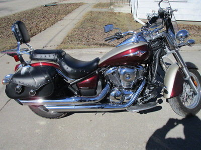 Kawasaki Vulcan 900 Classic Lt Motorcycles For Sale
