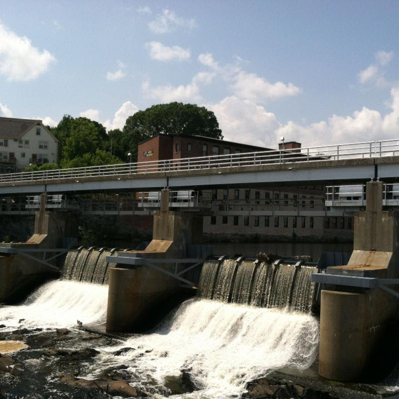 woonsocket walking tour