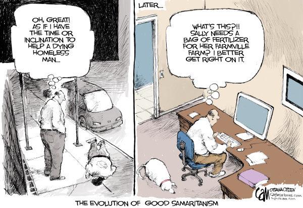 Cartoon by Cameron Cardow