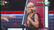 Aurea sensual no The Voice