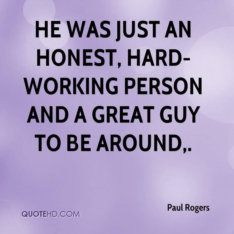 Free Download Quotes About Being A Good Honest Person